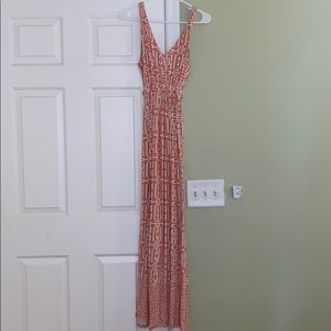 New York and Company maxi dress